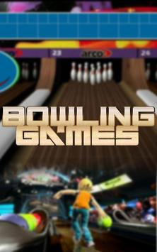 Bowling Games poster