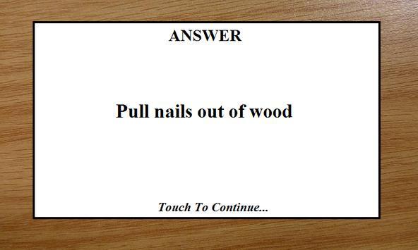 Carpenter/Carpentry Test Exam screenshot 1