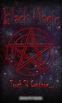 Black & Dark Magic Spells Book screenshot 1