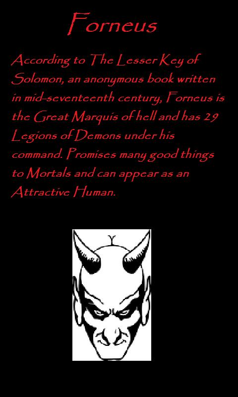 Demonology for Android - APK Download