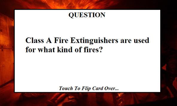 Fire Fighter Test Training apk screenshot