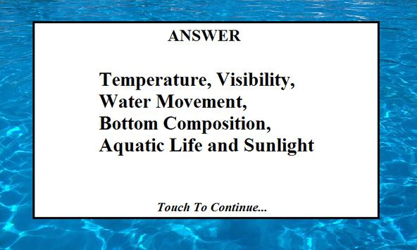 Scuba Diving Study Exam Test apk screenshot