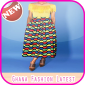 ghana fashion latest icon
