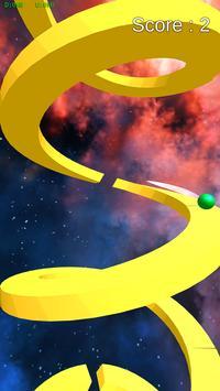 Spiral Ball Rolling screenshot 1