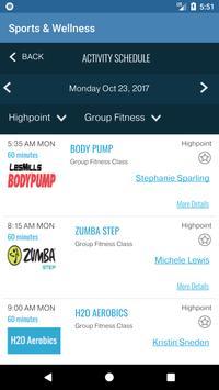 Sports & Wellness screenshot 1