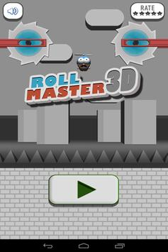 Roll Master Free Game poster