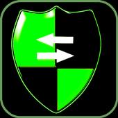 Swift WiFi Delux  Free WiFi protect simulator icon