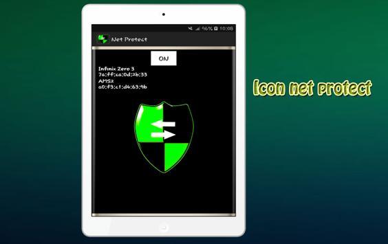 Swift WiFi Delux  Free WiFi protect simulator apk screenshot