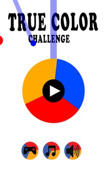 True Color Challenge poster