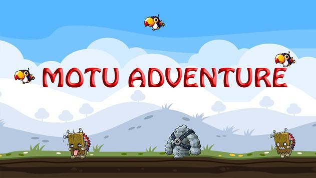 Motu Jungle Reloaded Adventure poster