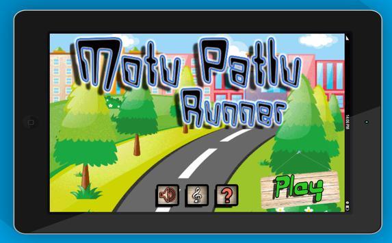 Motu Patlu Runner 💃💃 poster
