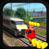 Motu Patlu Train Game icon