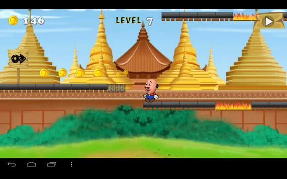 Motu Patlu Train Game apk screenshot