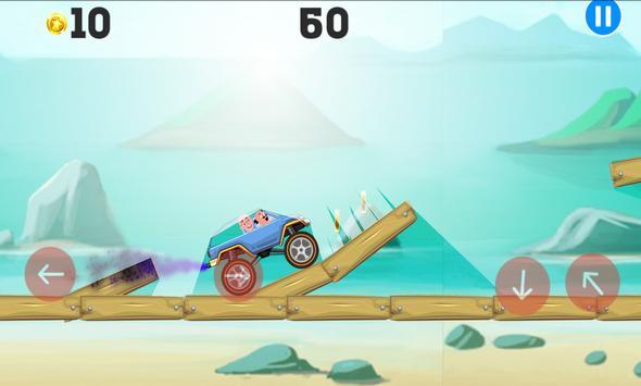 Super Motu Truck Adventure apk screenshot