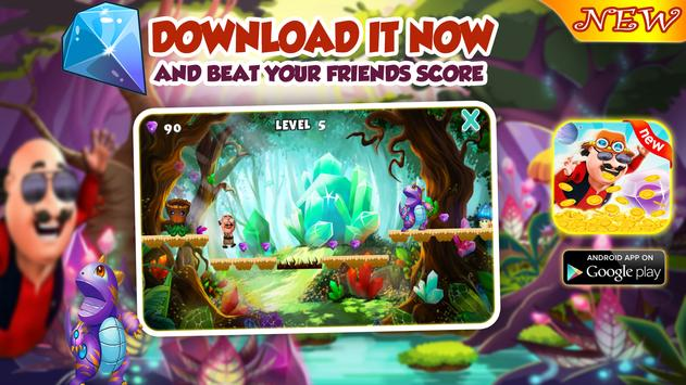 Motu Adventure Diamonds Game Dash apk screenshot