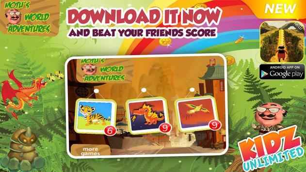 Motu Adventure World Rush screenshot 6