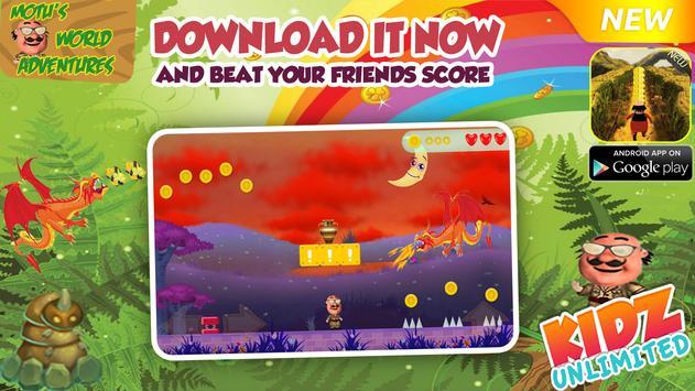 Motu Adventure World Rush screenshot 11