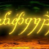 Elvish translator & share icon
