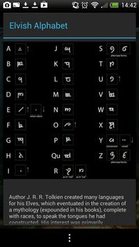 Elvish translator & share screenshot 4