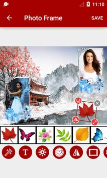 Mountain Dual Photo Frames apk screenshot