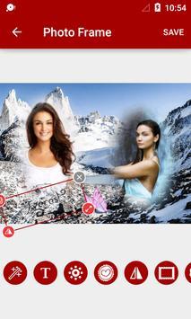 Mountain Dual Photo Frames screenshot 4