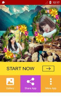 Mountain Dual Photo Frames screenshot 6