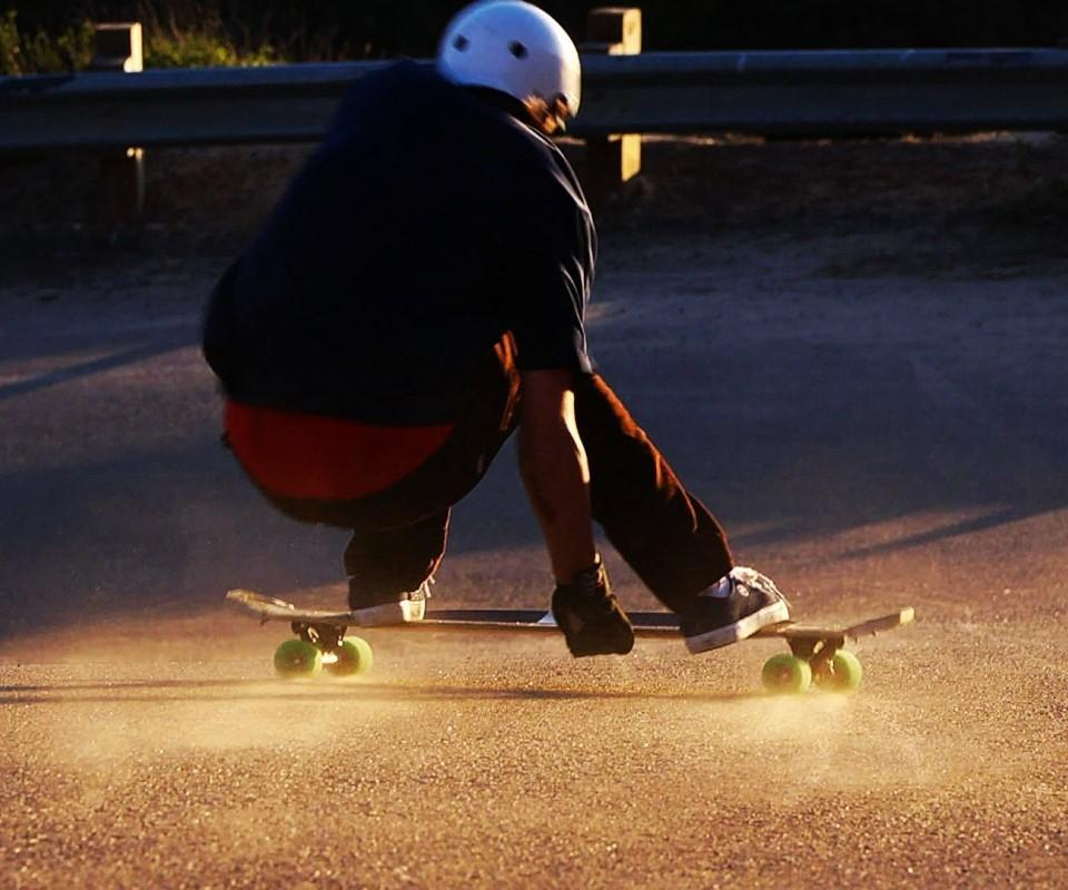 Downhill Wallpaper: Downhill Longboard Wallpaper For Android