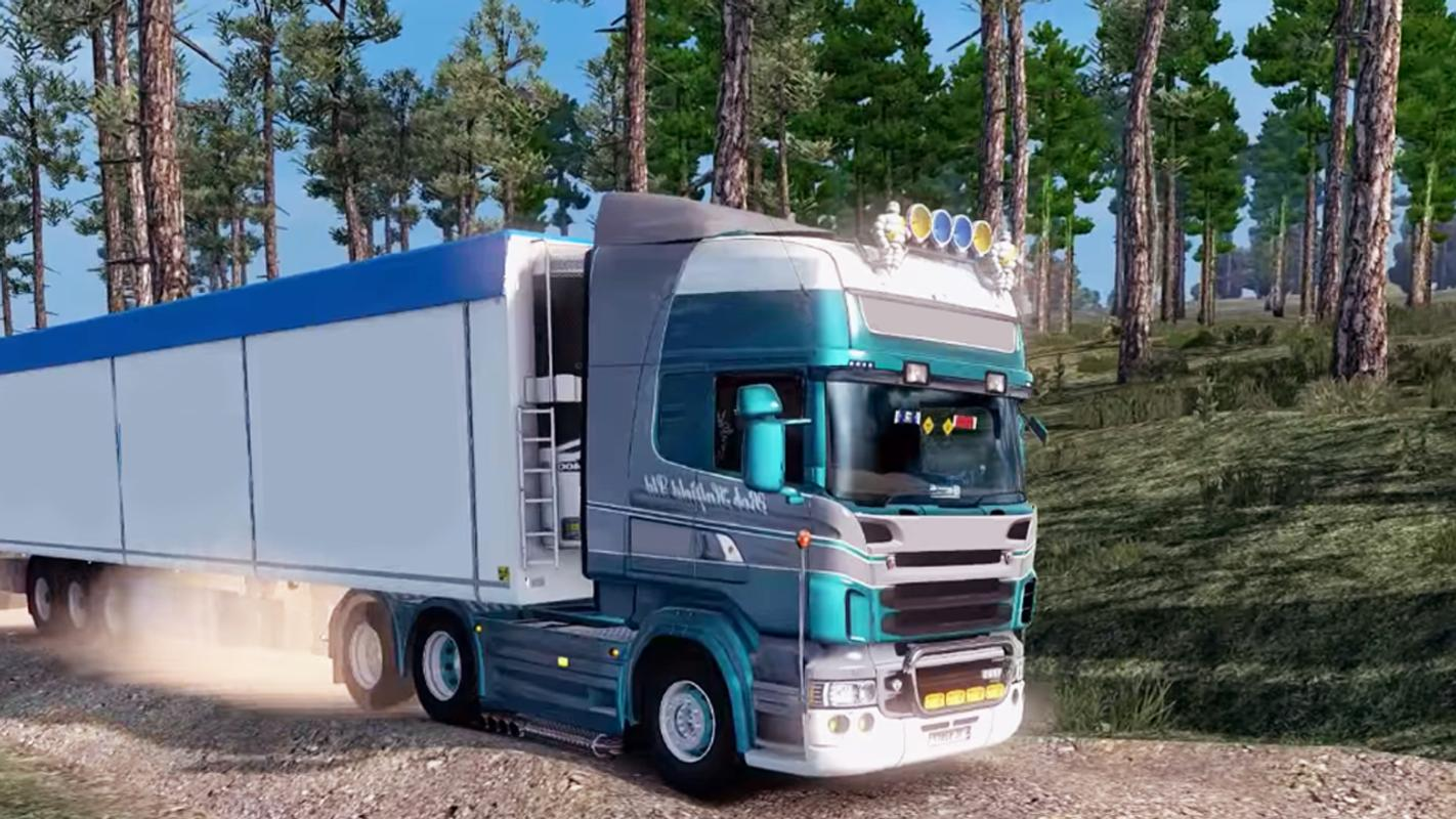 Offroad Euro Truck Cargo Driver For Android Apk Download