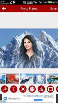 Mountain Photo Editor screenshot 17