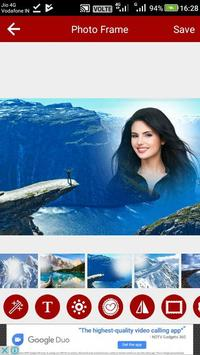 Mountain Photo Editor screenshot 19