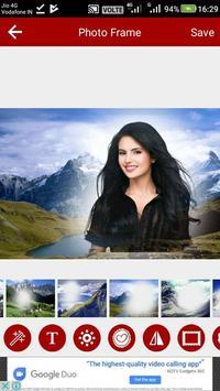 Mountain Photo Editor screenshot 11