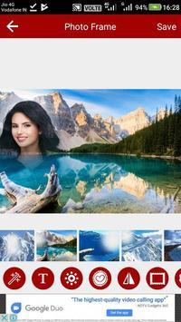 Mountain Photo Editor screenshot 12