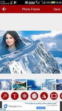 Mountain Photo Editor screenshot 20