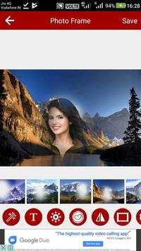 Mountain Photo Editor screenshot 23