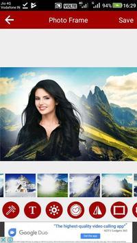 Mountain Photo Editor screenshot 3