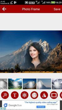 Mountain Photo Editor screenshot 9