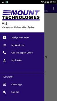 MIS - Mount Technologies apk screenshot
