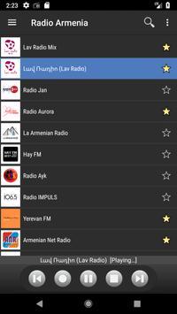 RADIO ARMENIA screenshot 1