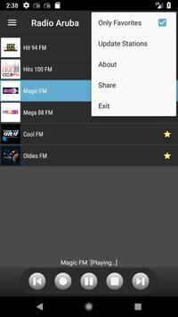 RADIO ARUBA screenshot 2