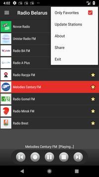 RADIO BELARUS screenshot 2