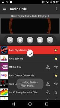RADIO CHILE screenshot 2