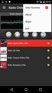 RADIO CHILE screenshot 3