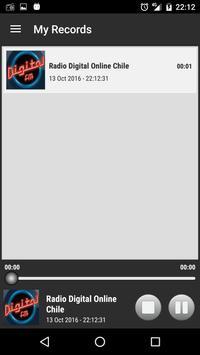 RADIO CHILE screenshot 5