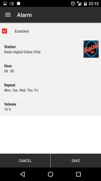 RADIO CHILE screenshot 6