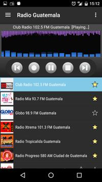 RADIO GUATEMALA screenshot 1