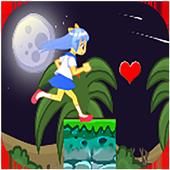 Super Adventure girl icon