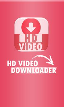 ALL Video HD Downloader plus 2017! poster