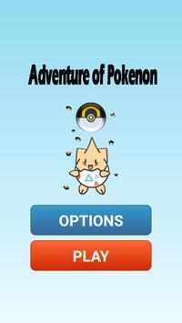 Adventure of pokenon poster