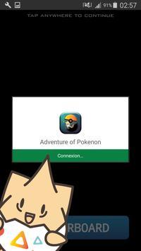Adventure of pokenon screenshot 1