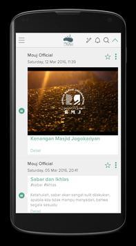 Mouj screenshot 2